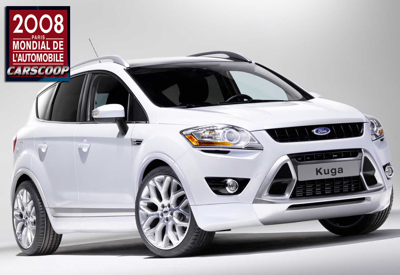 Ford Kuga 2.5 Turbo