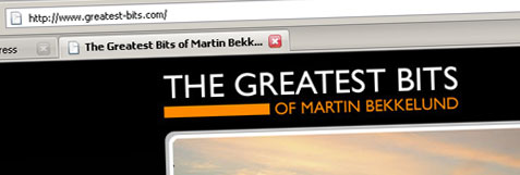 The Greatest Bits of Martin Bekkelund